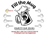 Visit the Charity Bar Crawl Web Site!
